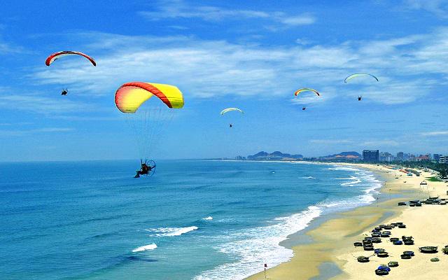Bãi biển Mỹ Khê địa điểm du lịch Đà Nẵng 02