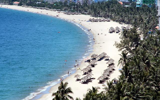 Bãi biển Mỹ Khê địa điểm du lịch Đà Nẵng