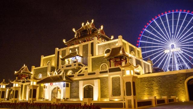 Cổng Thành tại Công viên Châu Á