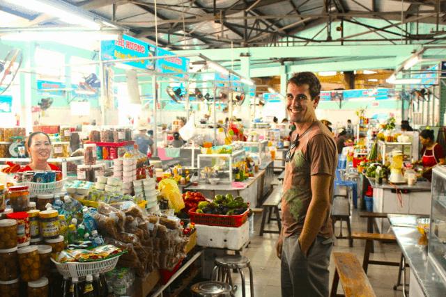 Đặc sản Đà Nẵng ở chợ Cồn 01