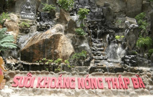 Dịch vụ tắm bùn Tháp Bà nổi tiếng ở Nha Trang (Ảnh ST)