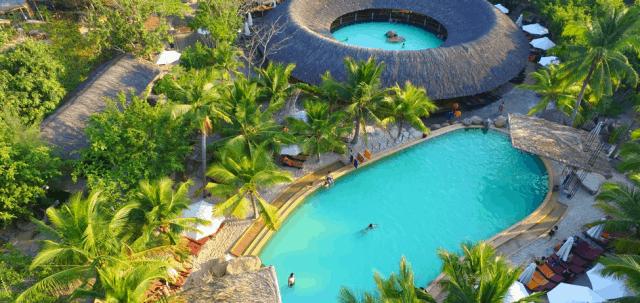 Kinh nghiệm tắm bùn ở i resort (Ảnh ST)