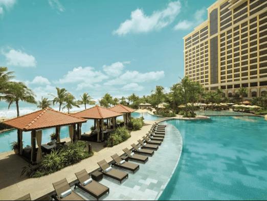 Resort sang chảnh The Grand Hồ Tràm Strip ở Hồ Tràm