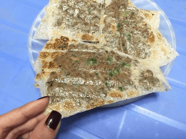 Bánh tráng kẹp - ăn vặt Đà Nẵng