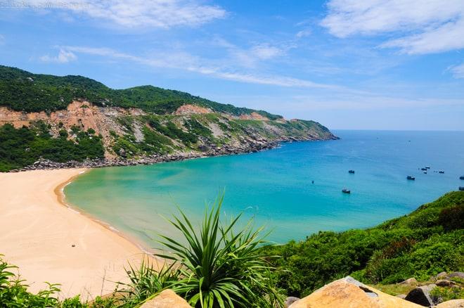 Biển Đại Lãnh cảnh đẹp Nha Trang