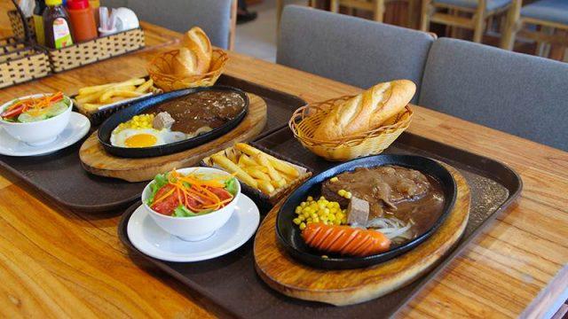 Bò né ngon mê ly tại Star Beef Trần Phú