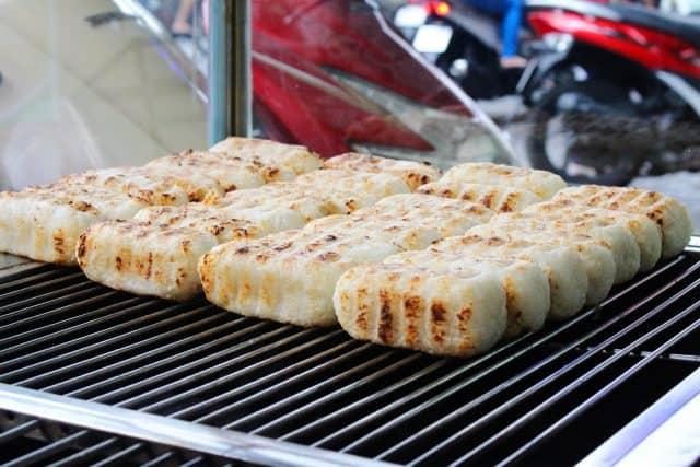 Chè chuối nướng Đà Nẵng
