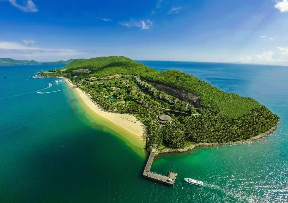 Đảo hòn Tằm Nha Trang cảnh đẹp nha trang