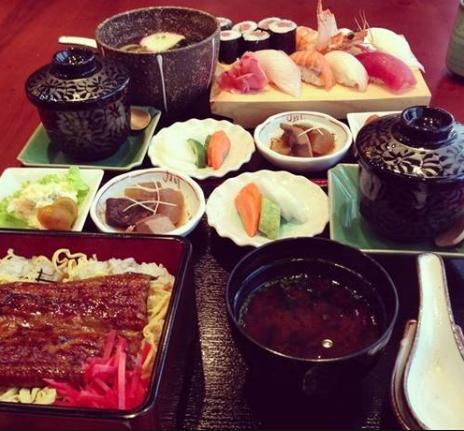 Bữa ăn tiêu biểu đậm chất Nhật Bản