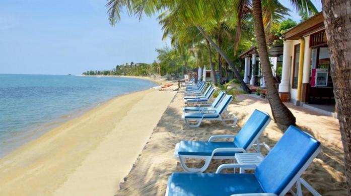Bãi tắm Paradise Vũng Tàu