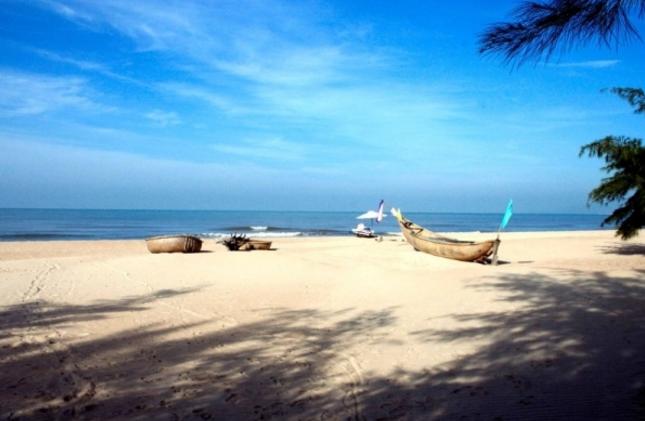 Bãi biển Suối Ồ