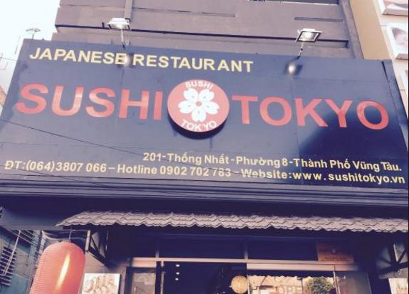 Nhà hàng Sushi Tokyo Vũng Tàu