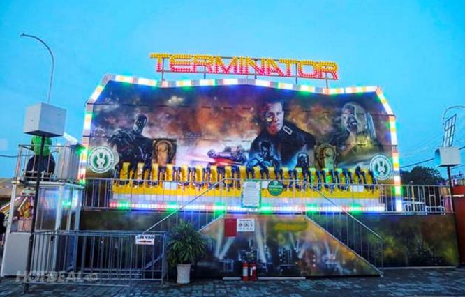 Trò chơi Terminator