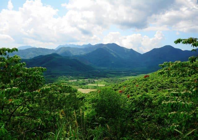 Vẻ đẹp hùng vĩ tại vườn quốc gia Bạch Mã (Ảnh ST)