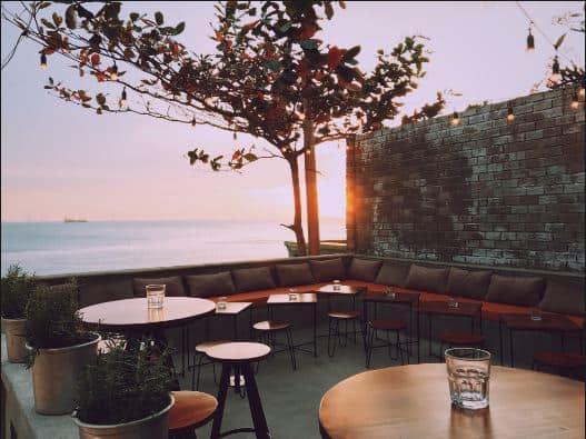 Một trong số những quán café nổi tiếng tại Vũng Tàu