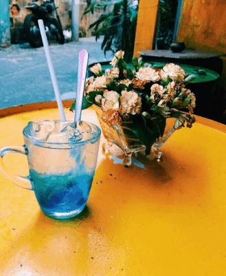 Thức uống lạ mắt tại Bohemiens Café