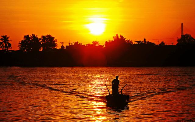 Bến Ninh Kiều – Nơi lưu giữ những ký ức đẹp của Cần Thơ