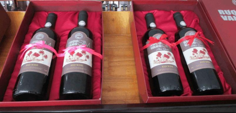 Đặc sản rượu sim Phú Quốc làm quà