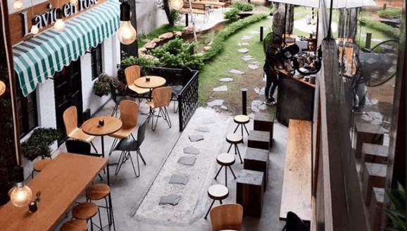 Hình ảnh quán cafe MiA Garden Coffee