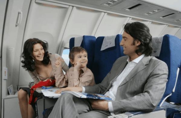 Tận hưởng một chuyến đi chơi an toàn bằng đường hàng không