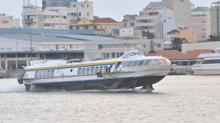 Tàu cánh ngầm đi Phú Quốc