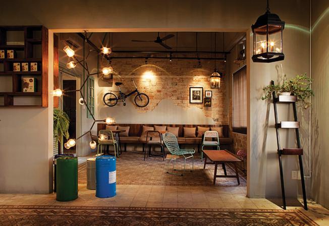Bâng Khuâng Café của TP.HCM với quán cà phê nhỏ đẹp (ảnh sưu tầm)