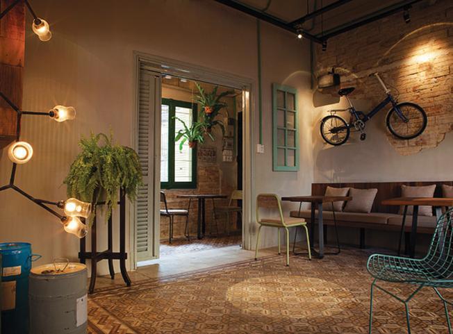 Không gian của Bâng Khuâng Café TP.HCM (ảnh sưu tầm)