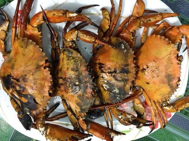 Đặc sản món cua biển Cà Mau nức tiếng gần xa