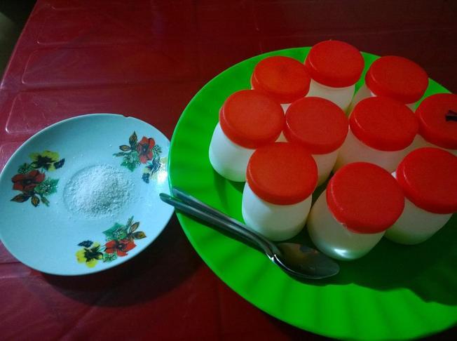 Chua chua, ngọt ngọt và mát lạnh với yogurt