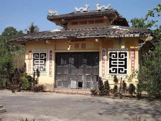 Đình Tân Hưng