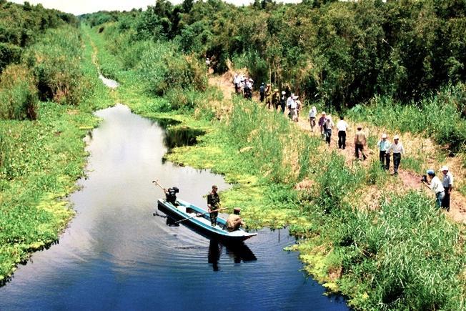 Du lịch Cà Mau và thưởng thức đặc sản rừng U Minh