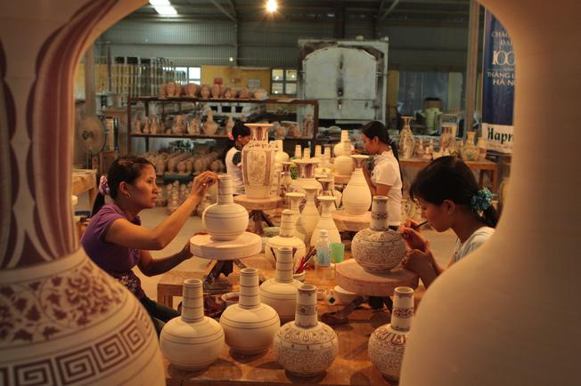Làng nghề gốm sứ