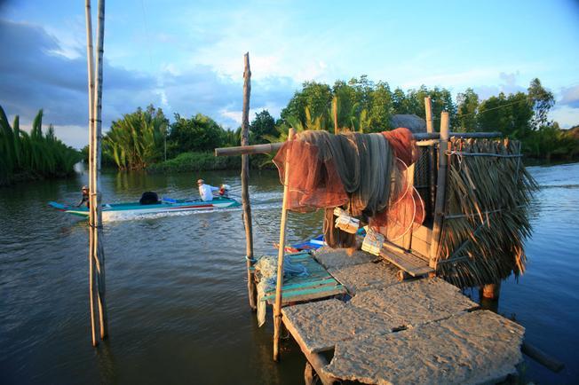 Khám phá Đầm Thị Tường Cà Mau nơi miền đất Mũi