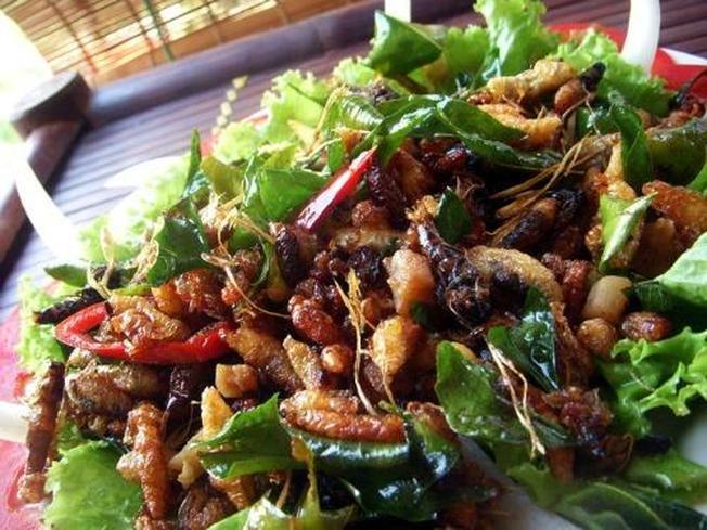 Đặc sản rừng U Minh