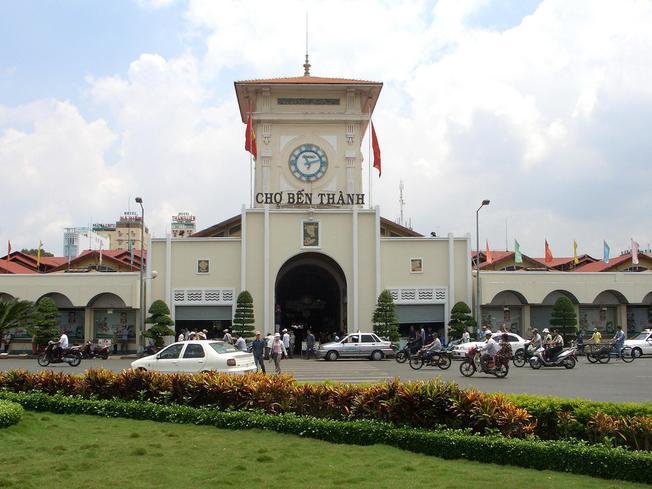 Chợ Bến Thành HCM