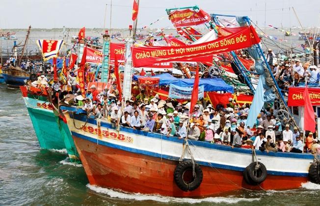 Lễ hội Nghinh Ông Sông Đốc