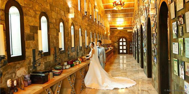 Chụp ảnh cưới lâu đài Long Island