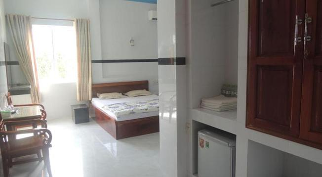 Phòng nghỉ của A Dong 2 Hotel
