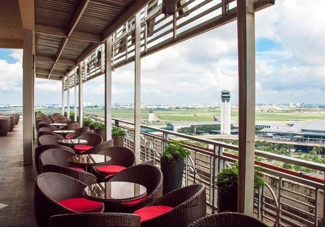Quán cafe sân bay tân sơn nhất Moonlight cafe