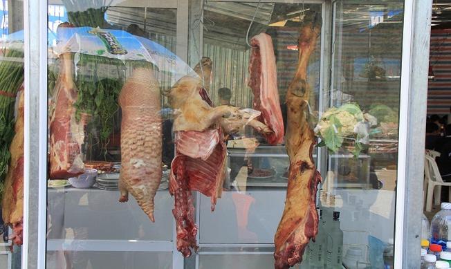 Thịt thú rừng được bày bán tại các nhà hàng ở Sơn Trà