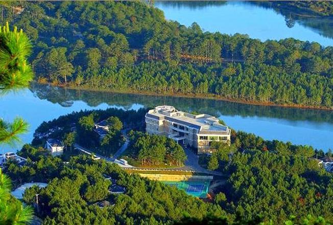 Dalat Edense Lake Resort Spa