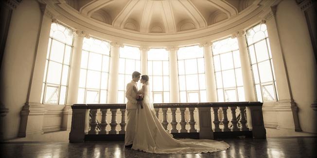 Địa điểm chụp hình cưới đẹp ở TP.HCM