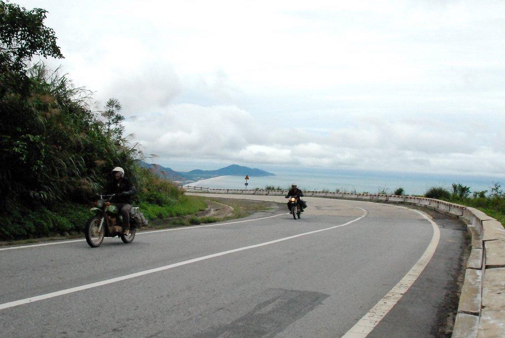 Cẩm nang du lịch Đà Nẵng: Đèo Hải Vân