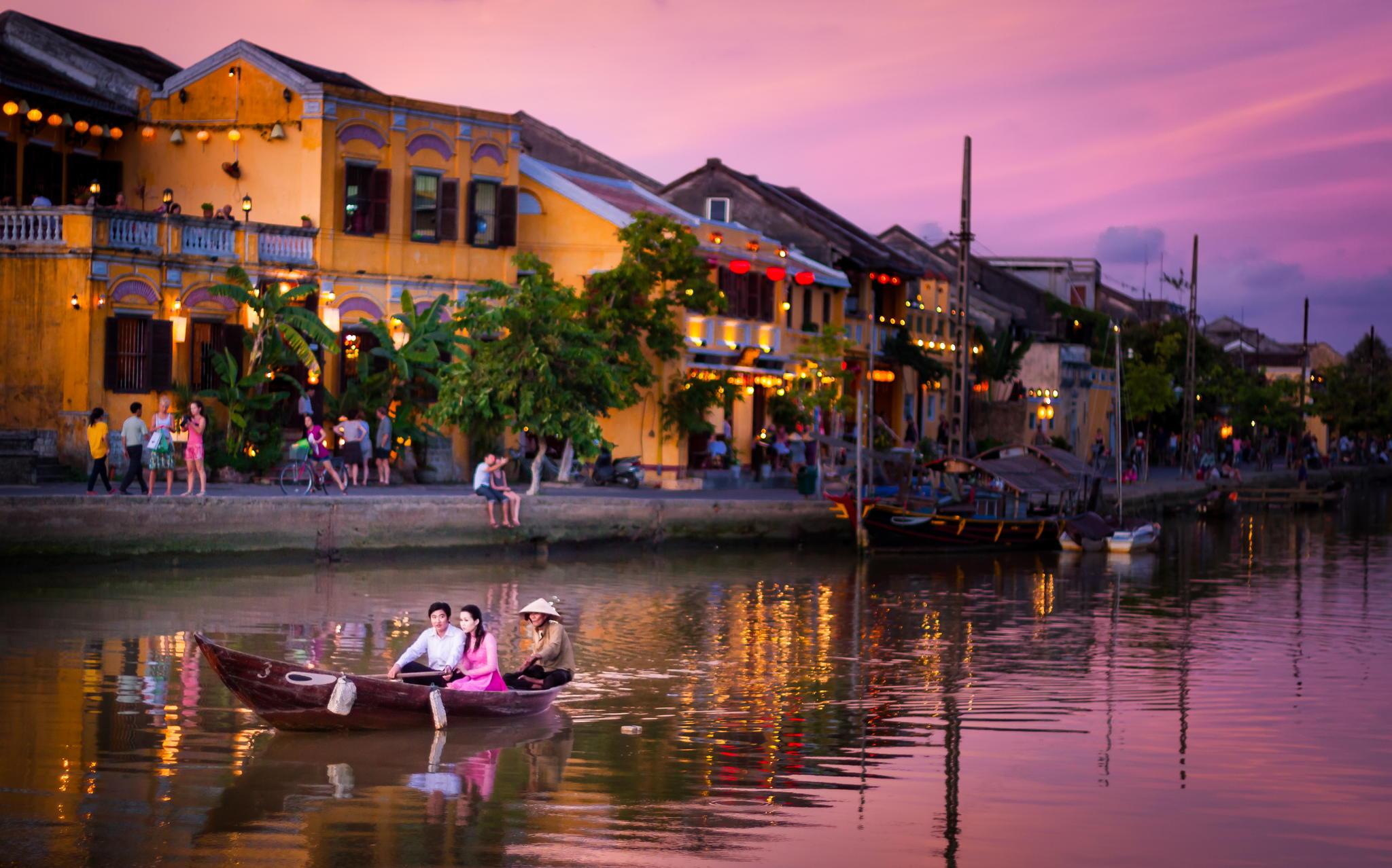 Cẩm nang du lịch Đà Nẵng: Phố cổ Hội An