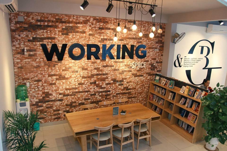 Những quán cafe đẹp ở Đà Nẵng: Green & Brown Bookstore