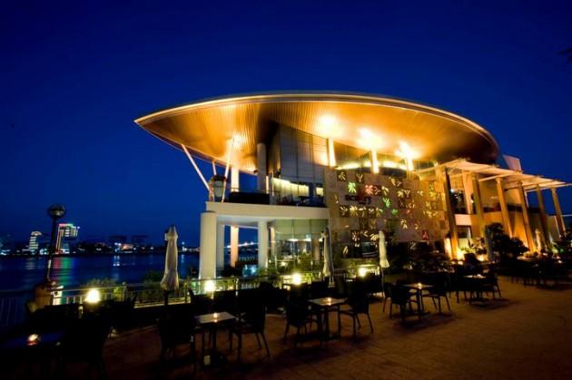 Những quán cafe đẹp ở Đà Nẵng: Cafe Memory Lounge