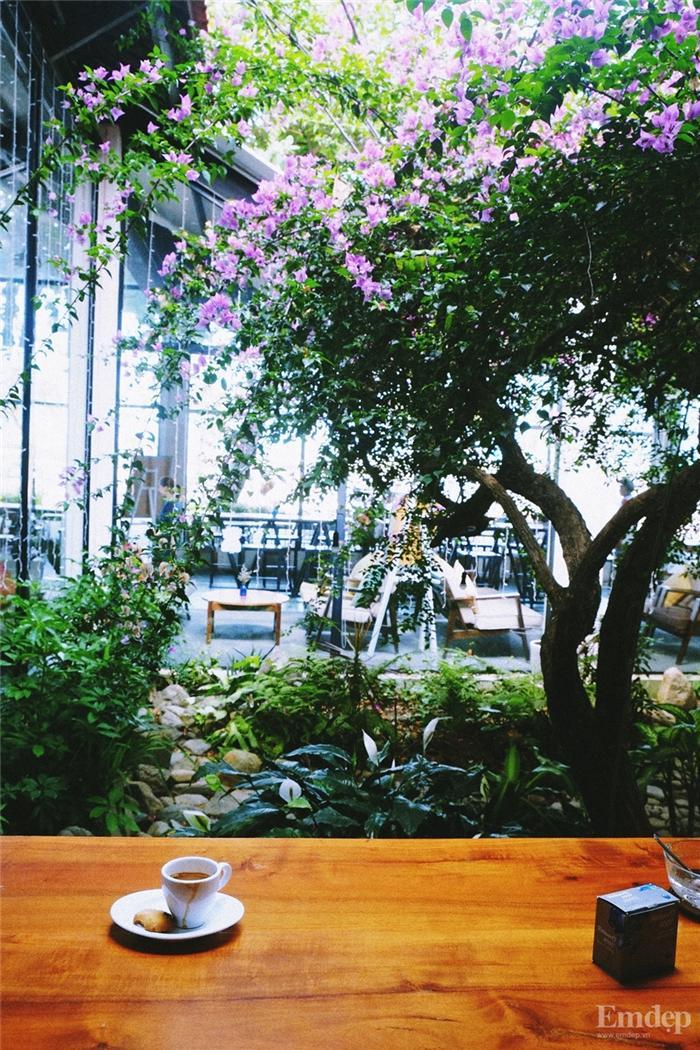 Những quán cafe đẹp ở Đà Nẵng: Danang Souvenir &amp