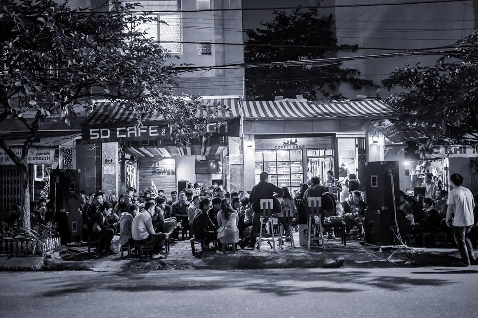 Những quán cafe đẹp ở Đà Nẵng: cafe 5D