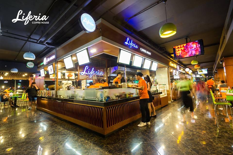 Những quán cafe đẹp ở Đà Nẵng: Liferia Cafe