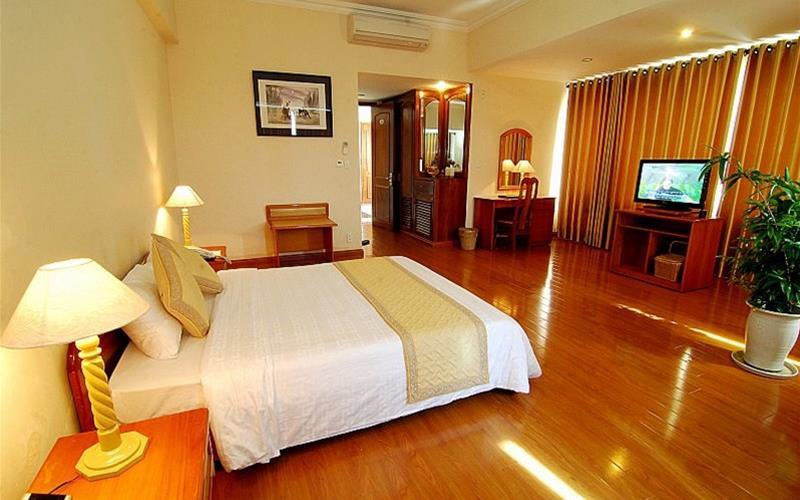 Khách sạn Bamboo Green Central Đà Nẵng 01